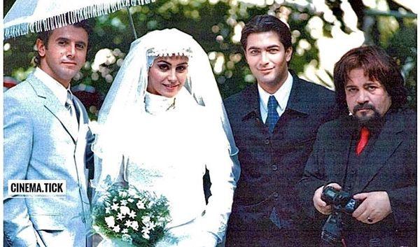 ماهچهره خلیلی در لباس عروس + عکس
