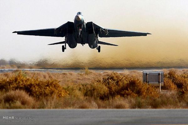 سه فروند هواپیما در پایگاه هوایی شهید بابایی اورهال شد