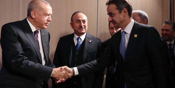 ترکیه و یونان از لغو رزمایشهای خود خبر دادند