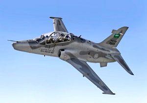 ۲ کشته در پی سقوط هواپیمای نظامی سعودی