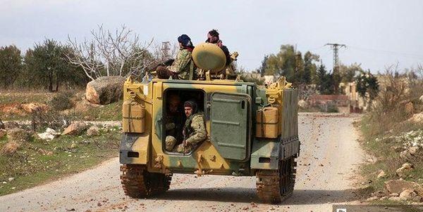 ورود یک کاروان نظامی دیگر ترکیه به سوریه