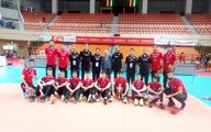 بازیهای تدارکاتی تیم ملی والیبال لغو شد