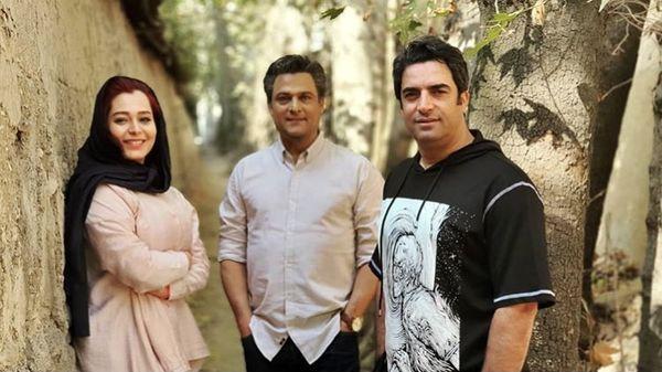 کارگردان دل و بازیگران کار جدیدش + عکس