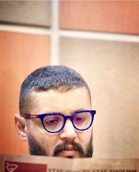 چه عینکی زده مهران رنجبر + عکس