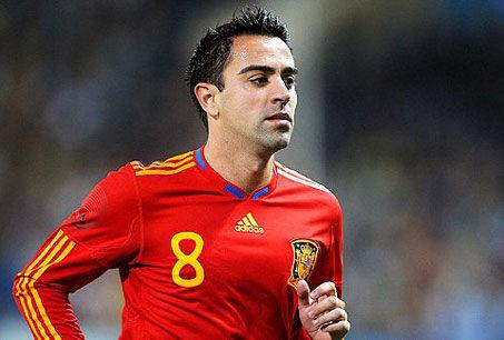 ژاوی:آسپاس من را یاد داوید ویای جام جهانی 2010 می اندازد