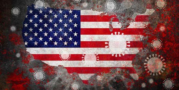 تلفات کرونا در آمریکا به 292 هزار نفر رسید