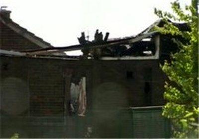 مرکز اسلامی در لندن به آتش کشیده شد