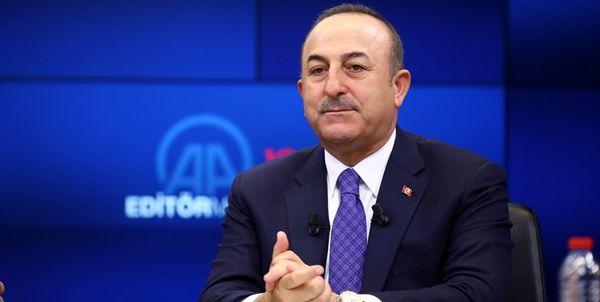 ترکیه احتمال تحریم شدن از سوی اروپا درخصوص مدیترانه را رد کرد