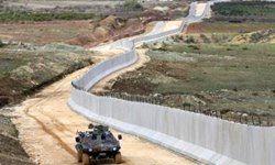 ساخت سومین دیوار طولانی دنیا را در مرز ترکیه با سوریه