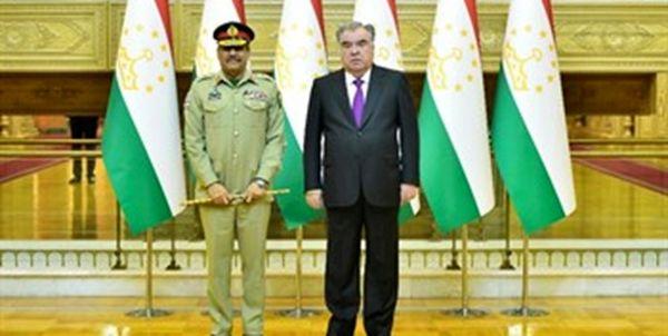 رایزنی امامعلی رحمان با رئیس کمیته مشترک ارتش پاکستان
