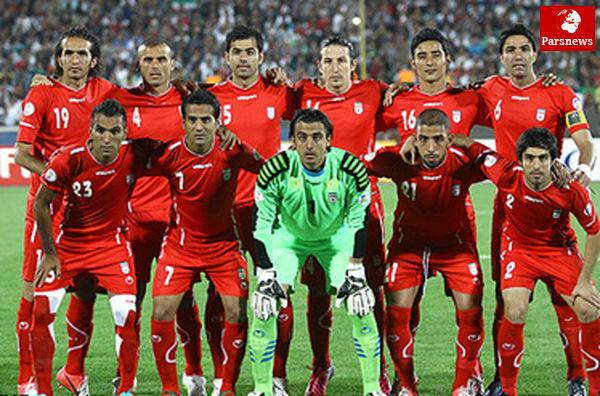 احتمال رویارویی تیم ملی فوتبال ایران با اسپانیا یا پرتغال