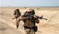 شهادت ۱۰ پاسدار در درگیری با تروریستها در مریوان
