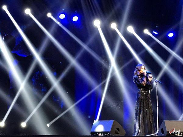 کنسرت 9 خواننده زن دنیای عرب در عربستان به مناسبت عید فطر+عکس