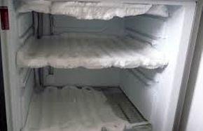 علت زیاد برفک زدن یخچال و راه حل