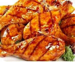 راه های از بین بردن بوی بد مرغ در غذا