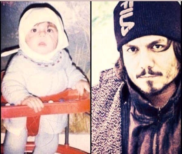 عباس غزالی از کودکی تا به امروز + عکس