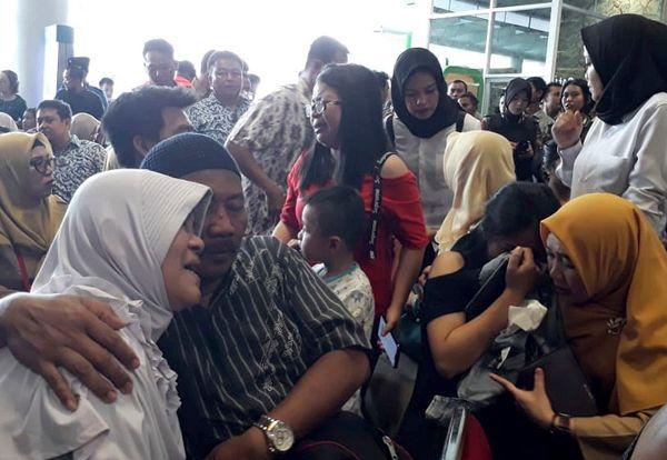 سقوط هواپیمای اندونزی در دریا با بیش از ۱۸۰ مسافر