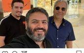 مهران مدیری در تدارک ساخت یک برنامه جدید در دبی؟