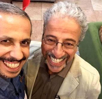پیوستن جواد رضویان به بازیگر پایتخت + عکس