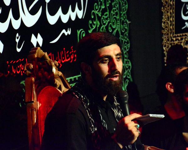 مداحی سیدرضا نریمانی «عشقِ شیرینم یار دیرینم »+صوت