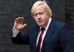 جانسون: حمله به سوریه برای ارسال پیام به این کشور بود