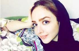 عکس جدید المیرا دهقانی بازیگر سریال لحظه گرگ و میش