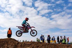 دومین دوره مسابقات موتور کراس بانوان