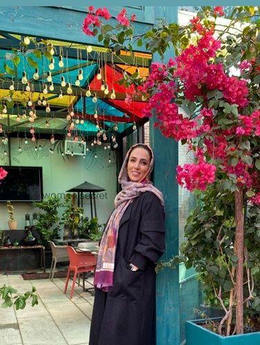 سوگل طهماسبی در رستورانی زیبا و خاص+عکس