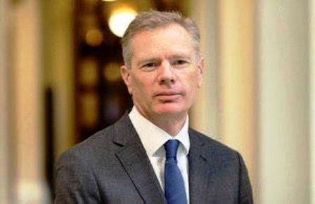 «راب ماکر» سفیر جدید انگلیس در ایران شد