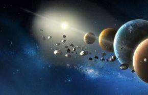 سیارکی با روزهای شش برابر کوتاهتر از زمین