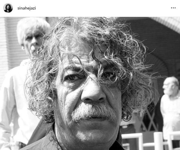 خاطره آقای خواننده از پریشان حالی پدر بازیگرش+عکس