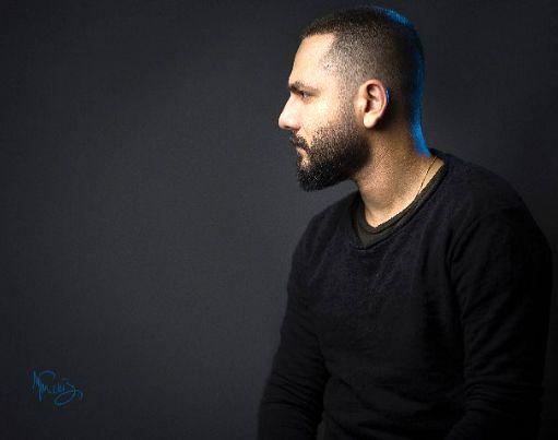 مدل مو جدید عباس غزالی+عکس