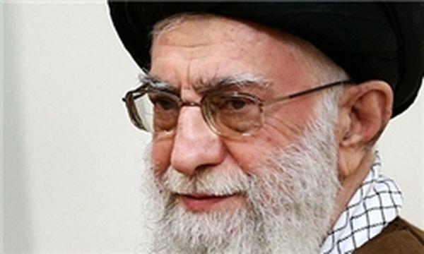 عکس دیده نشده از رهبر انقلاب در مجلس شورای اسلامی