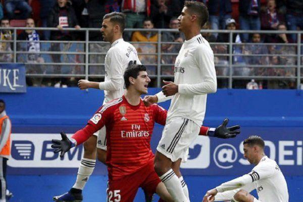 پنج دلیل افت رئال مادرید بر اساس تحلیل روزنامه اسپانیایی