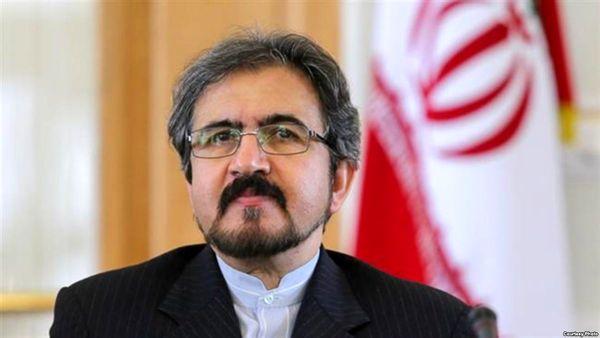 مواضع ایران درچارچوب تعامل جهانی بیان می شود