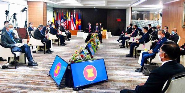 توافق سران «آسهآن» بر سر حل بحران میانمار