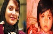 کودکی زیبا و اتوکشیده مهناز افشار+عکس