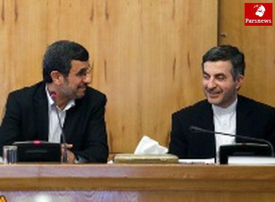 اظهارات احمدینژاد درباره دولت آینده وحضور همه در انتخابات
