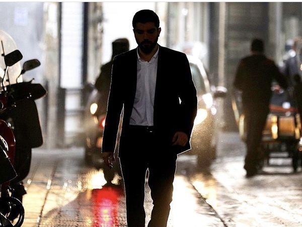 آقازاده معروف در خیابان + عکس