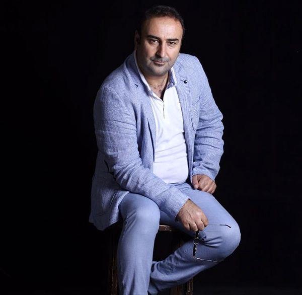 مهران احمدی با تیپ رسمی + عکس