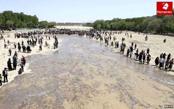 تنش آبی با بستن آب به روی ایران