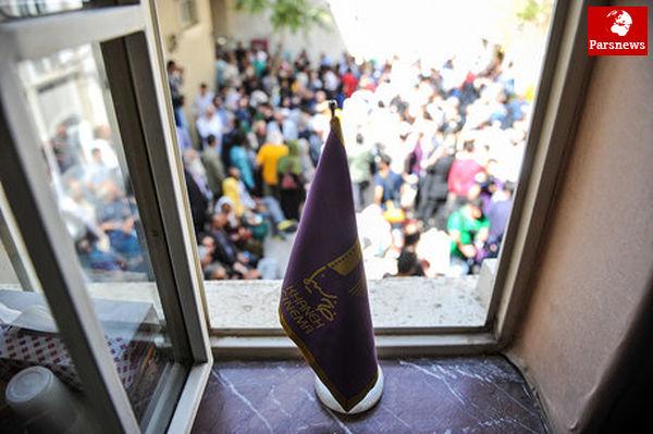 """اعلام حضور اعضاء """"خانه سینما"""" در مراسم تشییع آیتالله هاشمی"""