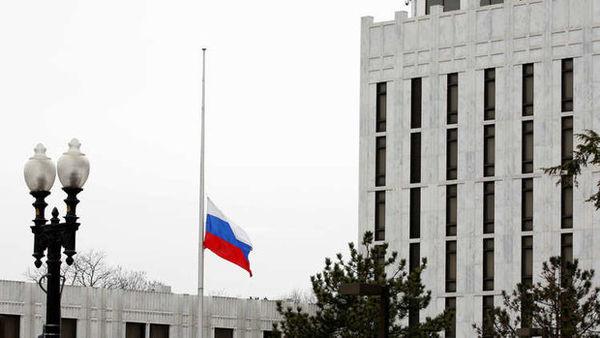 واکنش سفارت روسیه به بازداشت اتباع این کشور در آمریکا
