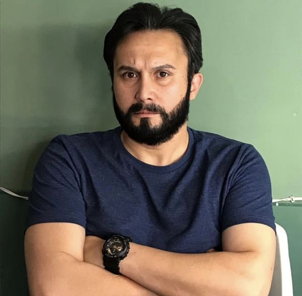 چهره متفاوت کیوان محمودنژاد + عکس