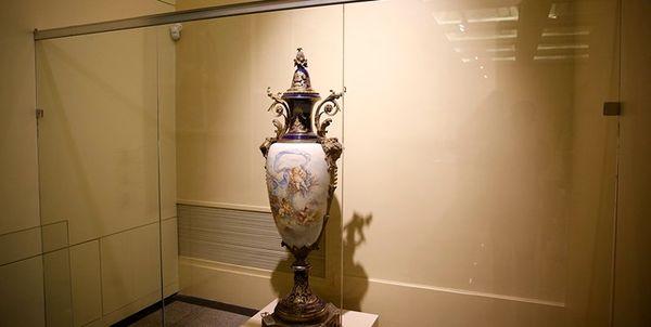تماشای هدیه ناپلئون برای فتحعلی شاه در موزه ملک