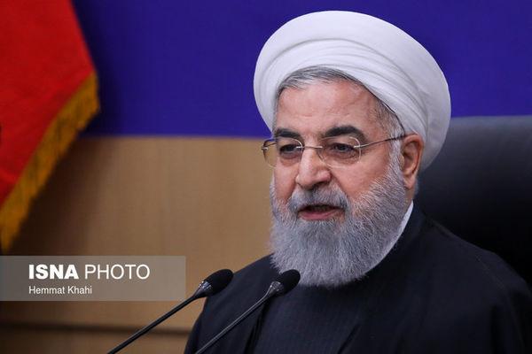 روحانی: هاشمی همواره برتر و بالاتر از منصب خود بود