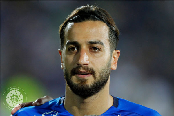 روحالله باقری:  بخاطر گل نزدنهای تیم، فشار زیادی روی ما بود