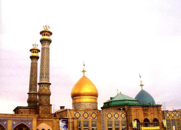 مراسم سوگواری آخر ماه صفر در آستان مقدس حضرت عبدالعظیم (ع)