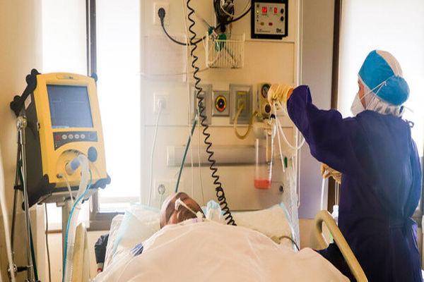 ٤٠ درصد تختهای بابل مخصوص بیماران کرونایی