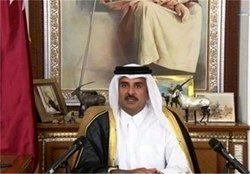 امیر قطر به دنبال افزایش روابط با لبنان